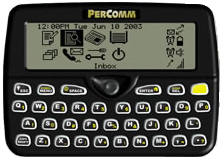 percomm pager