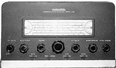 howard 438 receiver