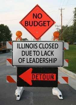 illinois closed