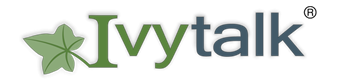 ivytalk logo