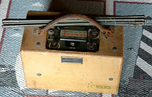 first car radio